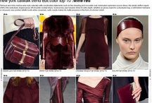 TRENDS AW2013 / by Pame Botto