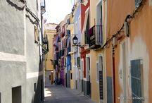 Cruising Spain