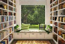 keep calm and read books / Books
