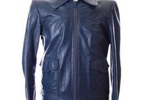 Vintage Leather Jackets / Vintage Leather Jackets at Devoted 2 Vintage www.devoted2vintage.co.uk