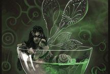 "Beauty  Green ><"" / by Thanyaphat Sonkanok"
