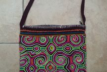 Shipibo Accessories and Bags
