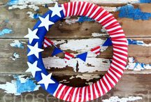 Patriotic / Patriotism, 4th of July, Flag Day, Summer fun, Memorial Day, holiday activities, #redwhiteandblue #starsandstripes #independenceday #fireworks