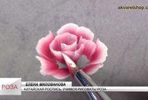 videos peinture / peinture