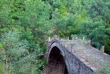 Old stone bridges - Παλιά πέτρινα γεφύρια στα Γρεβενά / Some of the most beautiful stone bridges of the world! - Μερικά από τα πιο όμορφα πετρόχτιστα γεφύρια στον κόσμο!