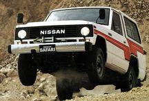 Nissan Patrol e outros