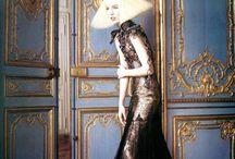 Fashion Stylist: Grace Coddington