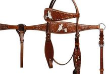 Bling Headstalls & Breastcollars / Horse Size Bling Headstalls & Breast Collars at www.armstrongsts.com