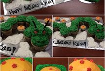 DBZ Party! / Surprise birthday party for a 25 year old.