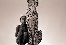 Niño leopardo