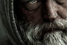 Beautiful old faces are a work of art / by Kathy Murphy