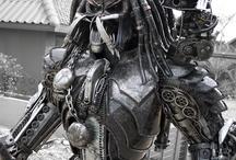 Alien vs predator.art.