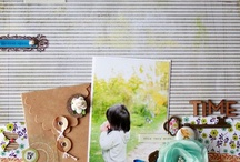 Scrapbooking Design / Scrapbook crafting ideas