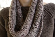 Projects for Handspun Yarn / When you have spun your own yarn, show it off in a special project!