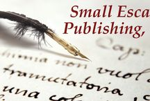 Small Escapes Publishing, LLC / Offering affordable proofreading for authors with great turnaround times! http://www.jenniferloliver.com/services.html