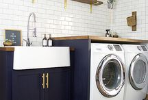 Laundry & Mudroom Designs