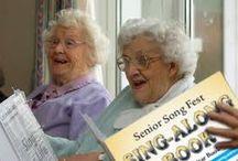ouderen/ bejaarden