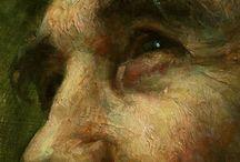 Zelfportretten / Schilderijen/tekeningen