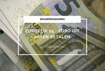 euroclix, geld zuinigeman