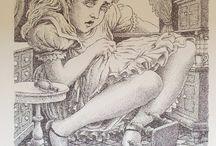 Alice in W:Art/Franco Bruna / Alice in wonderland (illustrator)