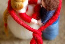 Bamboline lana