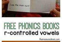 Letter Recognition and Phonics