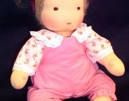 Waldorf Doll Patterns