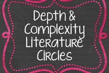 Literature circles / by Pamela Dupras