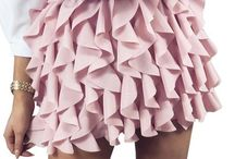 Pleated Mini Skirt - So