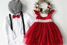 co ubrać na sesję świąteczną