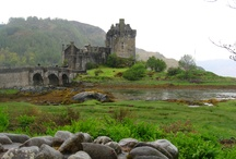Scotland  / The beautiful places I visited in May 2012.