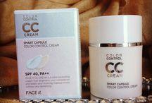 Skin Care / Dicas de produtos para a pele