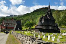 Norwegian church / History