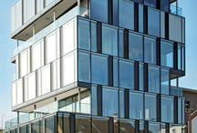 glass fasade