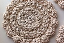 crochet how to / I can crochet but I don't have time..well maybe a little / by Lee Anne Bourque