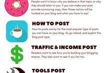 Blog Tools & Tips