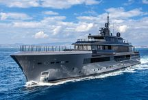 CRN Yachts - 55m M/Y Atlante, the undisputed queen of the Versilia Yachting Rendez-Vous 2017