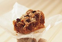 Recipes - Snacks and Bars