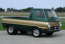 Dodge a100 pick-up