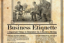 Etiquette/ All Kinds! / by Lucinda Anderson