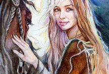 Władca Pierścieni / Eowina, Faramir, Legolas, Aragorn, i inni ♥