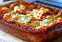 Lasagne, Caneloni