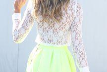 Clothing / by Jennifer Kay