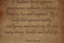 The Radiant Body Summit / Healing your body with light, water, and positive energy.