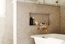 bathroom ideas / by Debbie Lewis