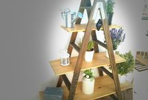 Decoración Terraza / Ideas de decoración para terrazas de cualquier tamaño con cualquier elemento reutilizable