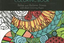Adult Coloring Books! / by Kay's Crochet Patterns