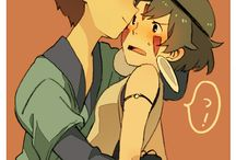 Ghibli studio love