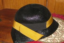 Vintage Hat: Dache / by Mary Robak