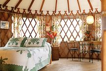 Glamping Interiors / Some of the best interiors from Glamping projects that we have seen